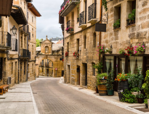 Travel Planning – La Rioja, Spain
