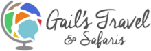 Gail's Travel Logo